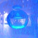 Blå boble