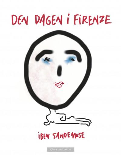 """Omslag av """"Den dagen i Firenze"""" av Iben Sandemose"""