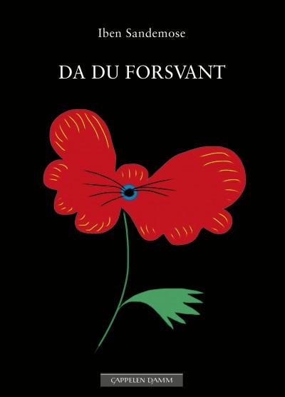 """Omslag av """"Da du forsvant"""" av Iben Sandemose"""